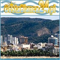 najlepsze, wakacje, Costa Blanca, Hiszpania